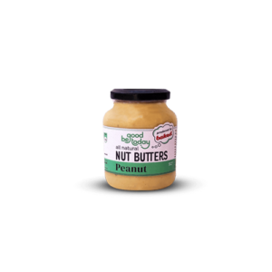 Peanut Butter • Be Good Today • Source Beauty Egypt