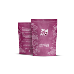 Hibiscus Rice, Body & Face, Scrub & Mask • Source Beauty Egypt