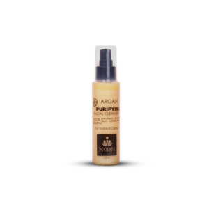 NOON Argan Purifying Facial Cleanser • Skincare • Source Beauty Egypt