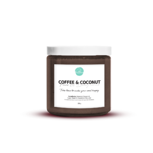 Coffee & Coconut Body Scrub • Bath & Body • Source Beauty Egypt