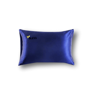 BLESS Blue Satin Pillowcase • Hair • Source Beauty Egypt