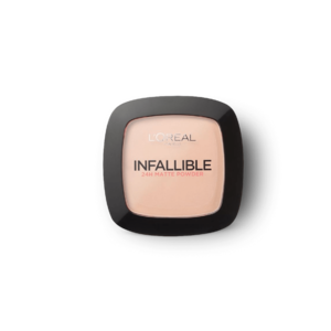 Infallible 24H Matte Powder - 123 Warm Vanilla • Source Beauty Egypt
