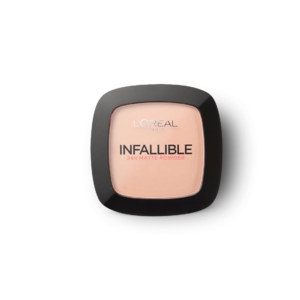 Infallible 24H Matte Powder - 160 Sand Beige • Source Beauty Egypt