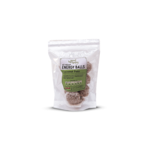 Coconut Date Energy Balls (Pack of 10) •Be Good Today •Source Beauty Egypt