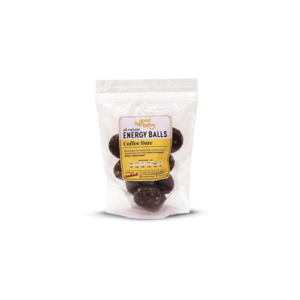 Coffee Date Energy Balls (Pack of 10) • Be Good Today • Source Beauty Egypt