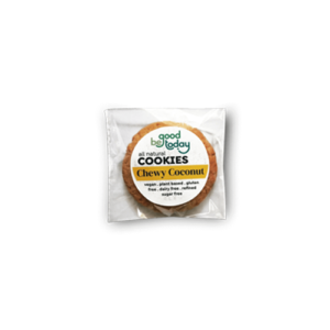Chewy Coconut • Be Good Today •Source Beauty Egypt