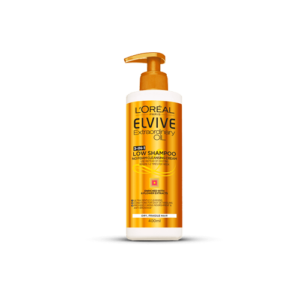 Elvive Extraordinary Oil Low Shampoo • Source Beauty Egypt