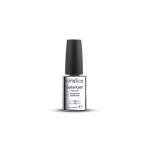 Solar Gel Top Coat • Kinetics • Source Beauty Egypt