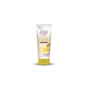Exfoliating Facial Wash with Honey • Source Beauty Egypt