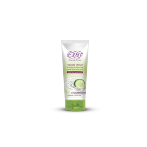 Facial Wash & Make-up Remover with Yoghurt and Cucumber • Source Beauty Egypt
