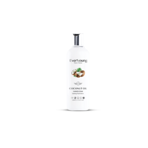 Coconut Oil Shower Cream • EverYoung • Source Beauty Egypt