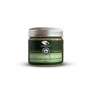 Fifty Shades of Green Hair Mask • Bubblzz • Source Beauty Egypt