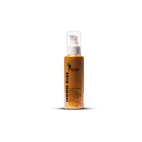 Moon Kiss Shimmer Lotion • Raw African • Source Beauty Egypt