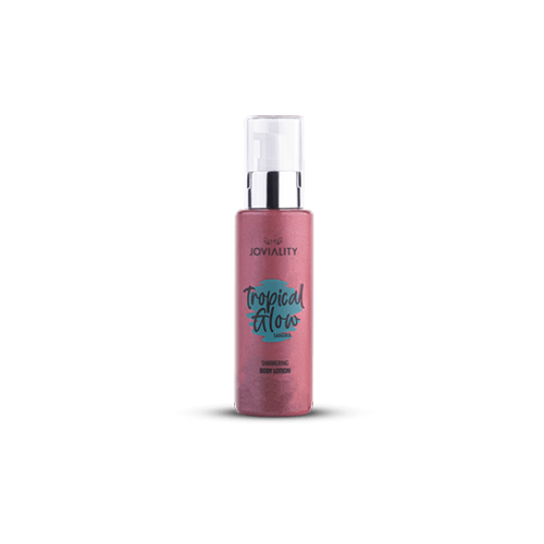 Shimmering Body Lotion in Sangria • Joviality • Source Beauty Egypt