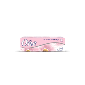 One Hair Removal Cream with Chamomile for Sensitive Skin • Source Beauty Egypt